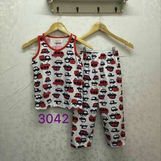 Pajama set for kids #3042