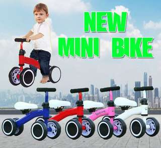 NEW MINI BIKE