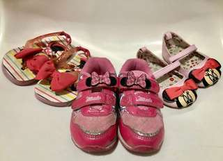 Minnie Mouse Footwear