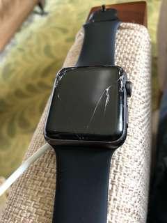 Apple Watch 42mm (broken screen)