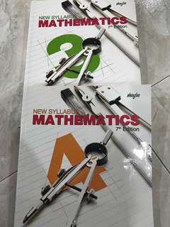 Shinglee: Mathematics Textbook Upper Sec (7th Ed)