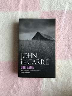 #Blessing Our Game by John Le Carre