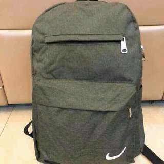 Green Nike Bag (Waterproof)