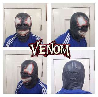 VENOM LATEX RUBBER MASK