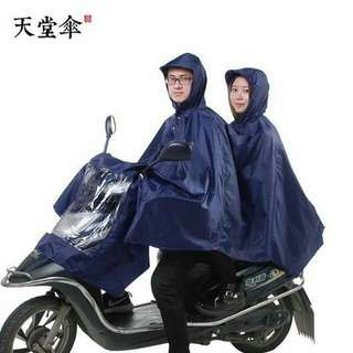 Rider Twin Raincoat