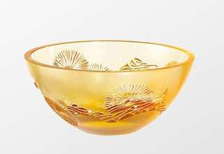Lalique small bowls (2 no's) - China mood bowl (2008)