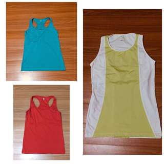 Running/Gym Top (3 pcs)