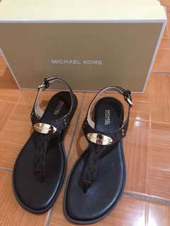 Michael kors thong sandals