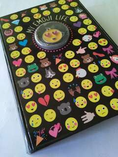 My emoji life (journal)