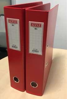 ALFAX Ring File A4