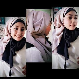Menerima jasa makeup hairdo hijab