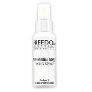 Freedom Makeup Professional Fixing Spray