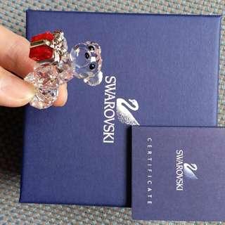 Swarovski水晶裝飾