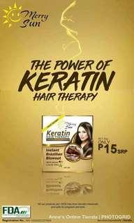 KERATIN HAIR THERAPY CHOCOLATE MASK