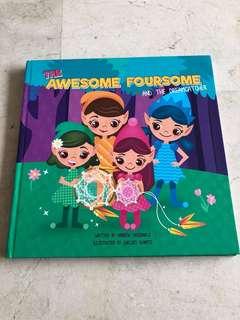 Preloved Hardcover Storybook