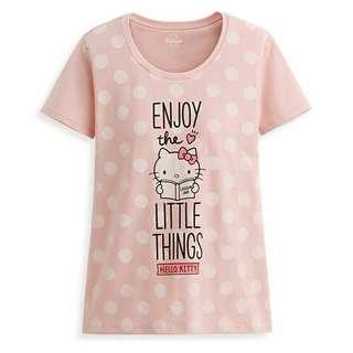 HelloKitty  Bra短袖T恤