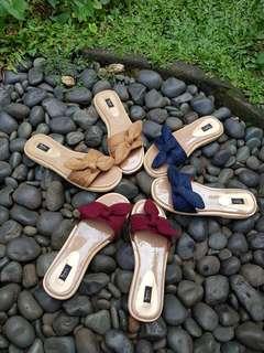 sandal size 39 40 marron navy brown