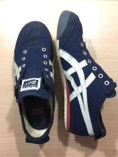 Onitsuka Tiger Blue Mexico 66 Shoes