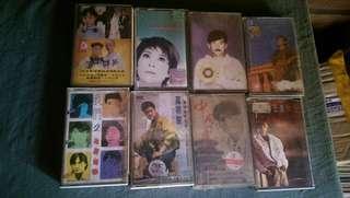 各类中文卡带