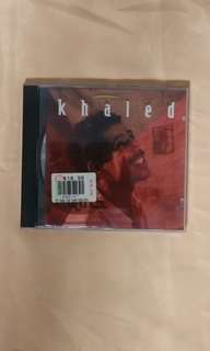 Khaled music album. ..cd