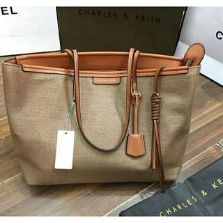 Charles & Keith Tote Bag Original