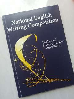 National English writing competition