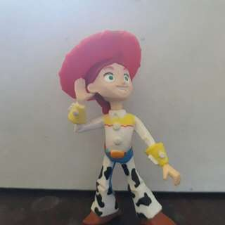 Original Toy Story Jessie Collectible