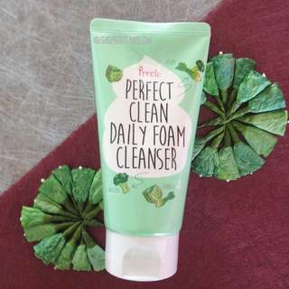 Prreti Perfect Clean Daily Foam Cleanser