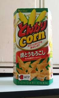 Tongari corn chips