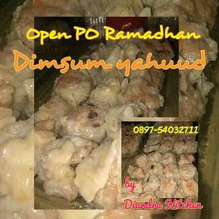 PO Dimsum utk Ramadhan