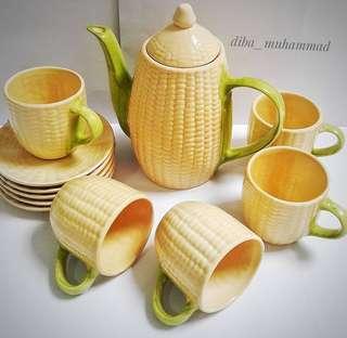Cangkir set jagung
