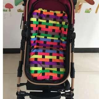 Brand New Baby Stroller / Pram / Car Seat / High Chair Cushion Pad