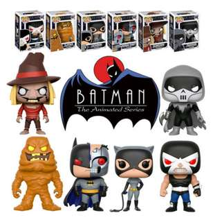 Pop! Vinyl Batman: The Animated Series