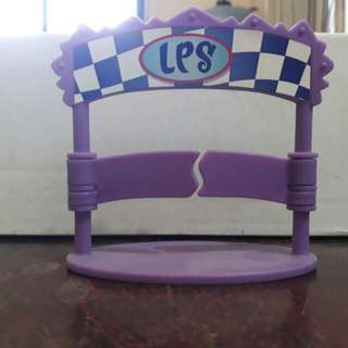LPS Littlest Pet Shop Finish Line