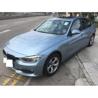 2014 BMW 320d diesel 柴油 2.0