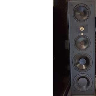 Polk audio SDA RTA 11T Floor Standing speakers in good condition