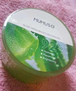 Aloe vera moisturising gel