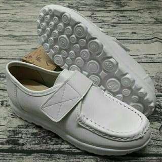 🚚 😍反應熱烈😙Backen MIT 氣墊休閒鞋 護士鞋4 小白鞋厚底鞋