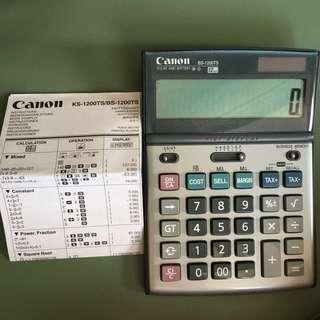 Canon BS-1200TS 計數機