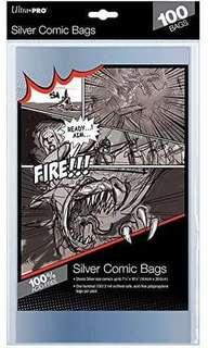 PREORDER comic supplies