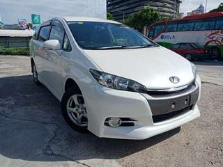 TOYOTA WISH SPORT PACK 1.8 2013
