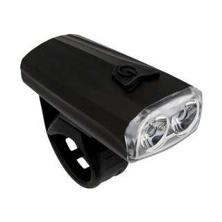 Mint USB Rechargeable 200 LumensFront Light / Torch / Flashlight / Bike / Bicycle Light