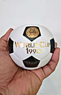 LIMITED DUNHILL BALL SHAPE WORLD CUP 1990 ASHTRAY