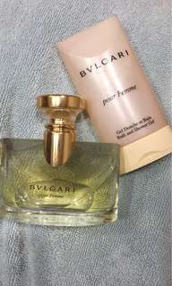 Bvlgari pour femme fragrance