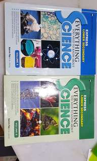 Lower secondary science guidebook