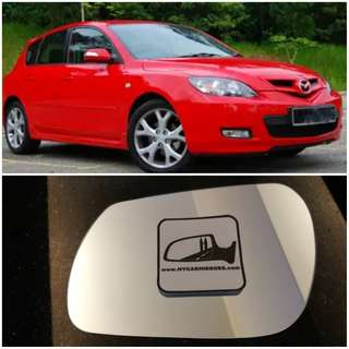 Mazda 2 3 6 side mirror all models