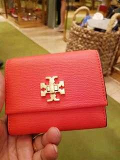 Tory Burch Kira Foldable Medium wallet ~