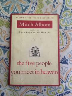 Mitch Albom - The Five People You Meet in Heaven