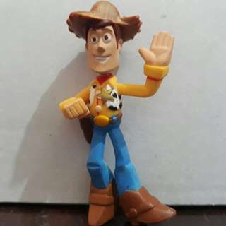 Original Toy Story Woody Collectible