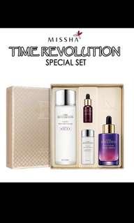 MISSHA time revolution special set